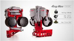 Log Max 7000C, Skördaraggregat, Skogsmaskiner