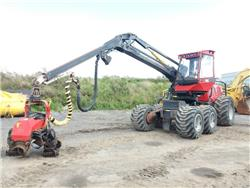 Komatsu 901TX.1, Harvesters, Forestry Equipment