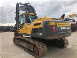 Volvo EC 220 DL (+ ENGCON), Crawler excavators, Construction