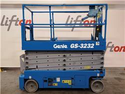 Genie GS 3232, Saxliftar, Entreprenad
