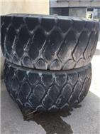Bridgestone 29.5R25, Tyres, wheels and rims, Construction