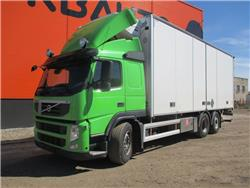 Volvo FM 460 SPECTRUM T-1200R, Reefer Trucks, Trucks and Trailers