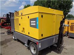 Atlas Copco Y 35, Compressors, Construction