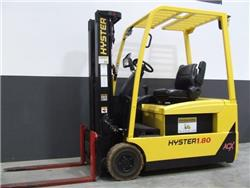 Hyster J1.80XMT, Electric counterbalance Forklifts, Material Handling