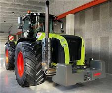 CLAAS Xerion 5000 Trac, Traktoriai, Žemės ūkis