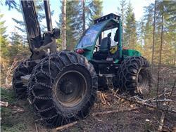 Prosilva 910, Harvesters, Forestry
