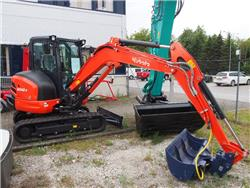 Kubota KX042-4, Mini excavators < 7t (Mini diggers), Construction
