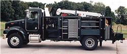 [Other] Mechanics Service Truck - Custom Built TO124, Fuel Lube Trucks, Trucks and Trailers