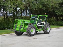 Merlo TF 33.7, Telehandlers for agriculture, Agriculture