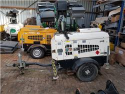 Towerlight VT 1, Diesel generatoren, Bouw