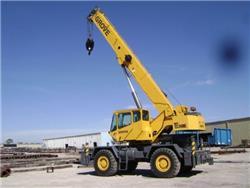 Grove RT530E C102, Mobile and all terrain cranes, Construction Equipment