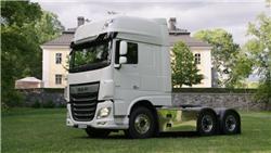 DAF XF FTS 530 - Exclusive Line, Vetopöytäautot, Kuljetuskalusto