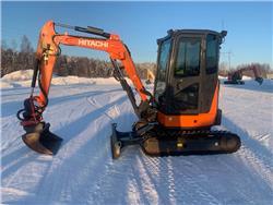 Hitachi ZX33U-5A CLR, Mini excavators < 7t, Construction Equipment