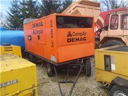 Demag SC 230 DS, Kompresori, Građevinarstvo