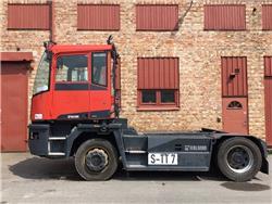 Kalmar TR 618, Terminaltraktorer, Materialhantering