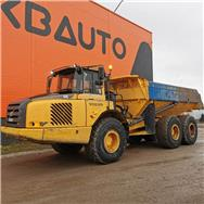 Volvo A 25 E 6X6, Other Cranes and Lifting Machines, Construction Equipment