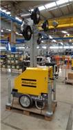 Atlas Copco HILIGHT E3+, Light towers, Construction