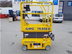 [Other] GMG 1530-ED sakselift 6,5 m arb. høyde (PÅ LAGER), Sakselifter, Anlegg