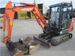 Hitachi ZX 27-3 CLR Zaxis, Minigravemaskiner, Entreprenør