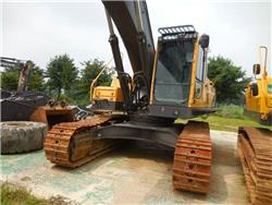 Volvo EC360BPRIME, Crawler excavators, Construction