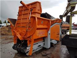 Arjes Raptor XL, Mills / Grinding machines, Construction