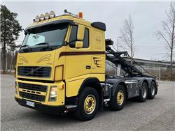 Volvo FH540 8x4 rautajousinen vaihtolava-auto, Vaihtolava-autot, Kuljetuskalusto