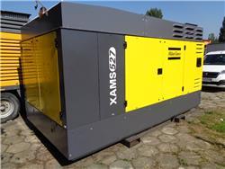 Atlas Copco XAMS 527, Compressors, Construction
