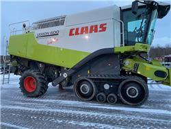 CLAAS Lexion 600 TT V1050 bord, Skördetröskor, Lantbruk