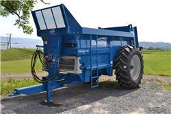 Bunning Gjødselvogn LL 75 Tørrgjødsel - Tørrgjødselspreder, Gjødselspreder, Landbruk