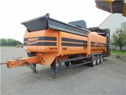 Doppstadt SM1200, Screeners, Construction