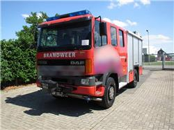 DAF 75CF 4X4 Ziegler, Fire trucks, Transportation