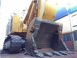 Komatsu PC5500  E181, Crawler Excavators, Construction Equipment