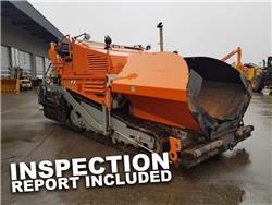 Demag DF 115 C, Asphalt pavers, Construction Equipment