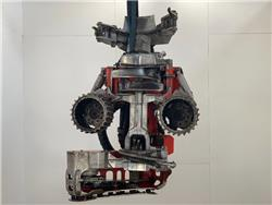 Log Max 3000T, Skördaraggregat, Skogsmaskiner
