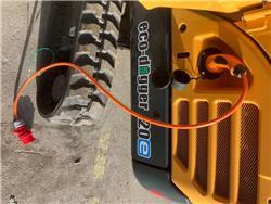 Hyundai Eco-Digger R20E Full Electric, Minigraafmachines < 7t, Bouw