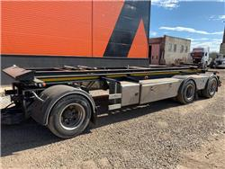 Istrail PKW 186 2010 Tipper, Container Trailers, Trucks and Trailers