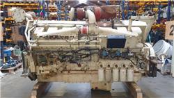 Cummins KTA50 M1 - Marine Auxiliary - 1270 kW, Marine auxiliary engines, Construction