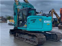 Kobelco SK 140 SR LC-5, Crawler excavators, Construction