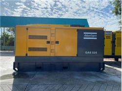 Atlas Copco QAS 325, Diesel Generators, Construction