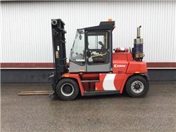 Kalmar DCE 70, Dieselmotviktstruckar, Materialhantering