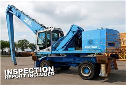 Fuchs MHL 360, Waste / industry handlers, Bouw