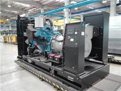 Atlas Copco DTA 880, Diesel Generators, Construction