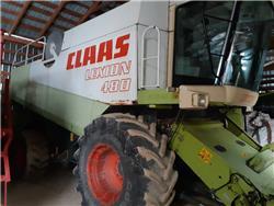 CLAAS Lexion 480, Derliaus nuėmimo kombainai, Žemės ūkis