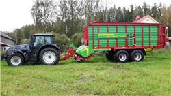 Strautmann GigaVitesse CFS 4401, Keräävät noukinvaunut ja silppurivaunut, Maatalous