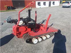 Järnhäst IH 2090 PW med Kärra, Övriga skogsmaskiner, Skogsmaskiner