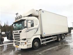Scania R 520 LB, Kuorma-autoalustat, Kuljetuskalusto