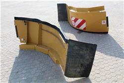 Caterpillar 966 FENDER- GP, Chassis, Landbouw