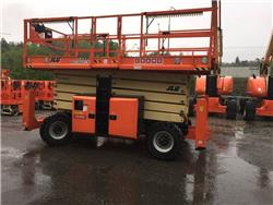 JLG 530LRT, Scissor lifts, Construction