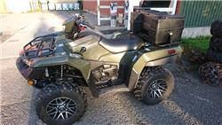 Suzuki King Quad 500, Terränghjulingar, Lantbruk