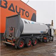 Kohler Container 20 FT + Tank, Container Trailers, Trucks and Trailers